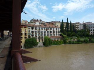 Bassano del Grappa bike tours italy