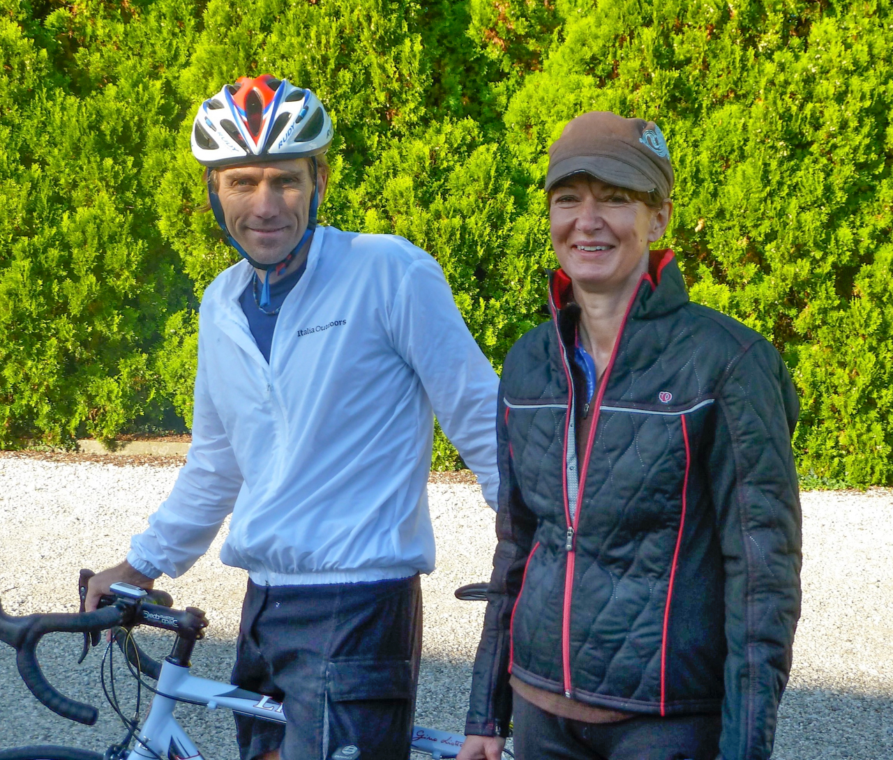 expert guides bike tours italy