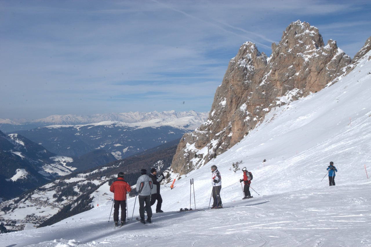 luxury ski vacations dolomites