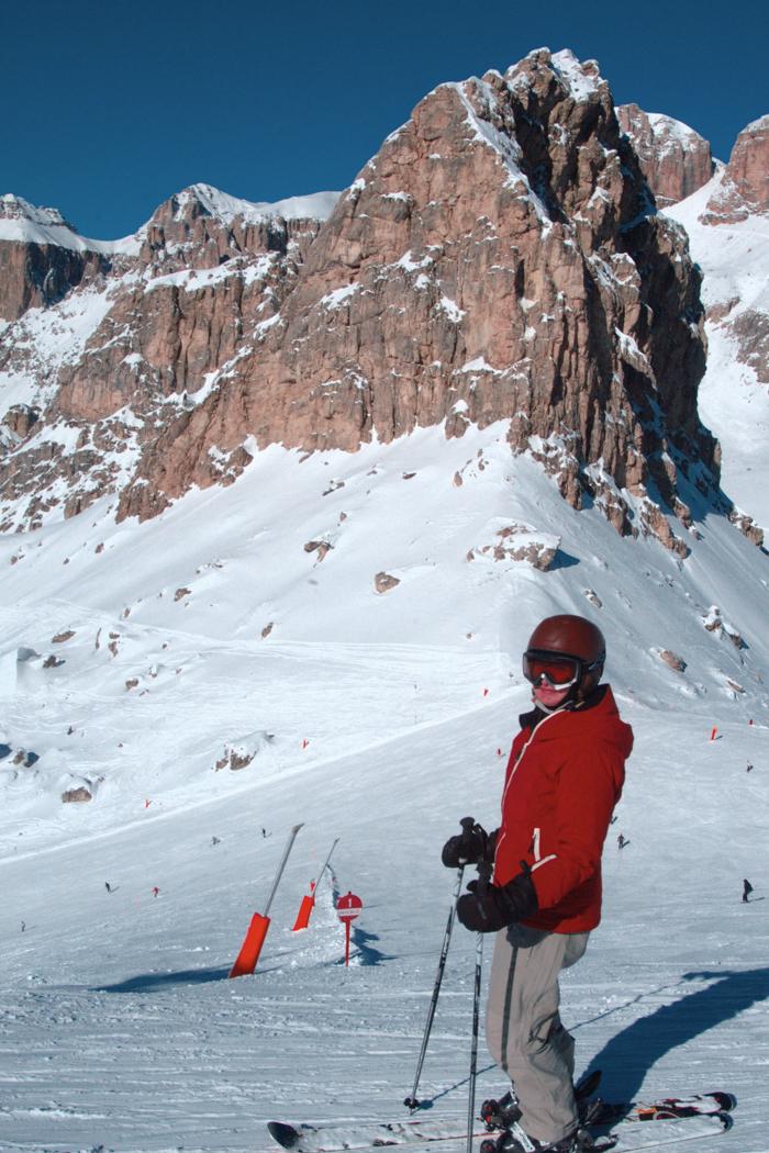 kathy ski instructor