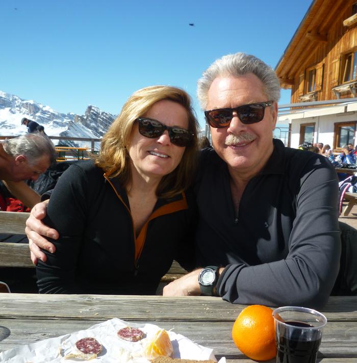 ski tour italy cortina