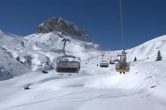 ski tours dolomites