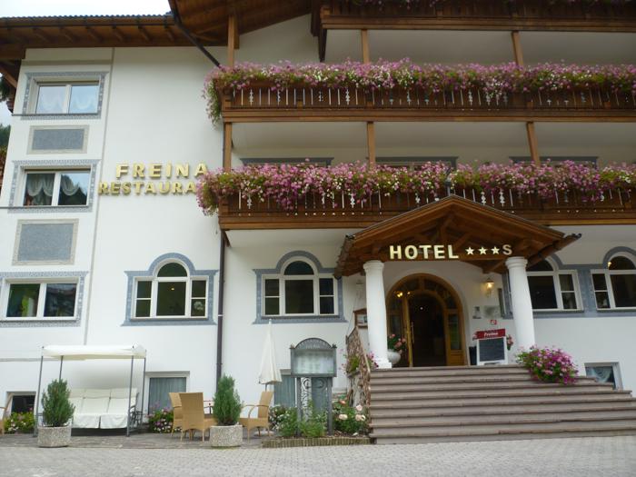hotel freina ski holidays dolomites