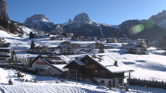 val gardena gourmet ski tours dolomites