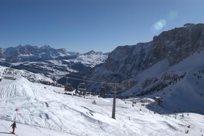 ski val gardena italy tours