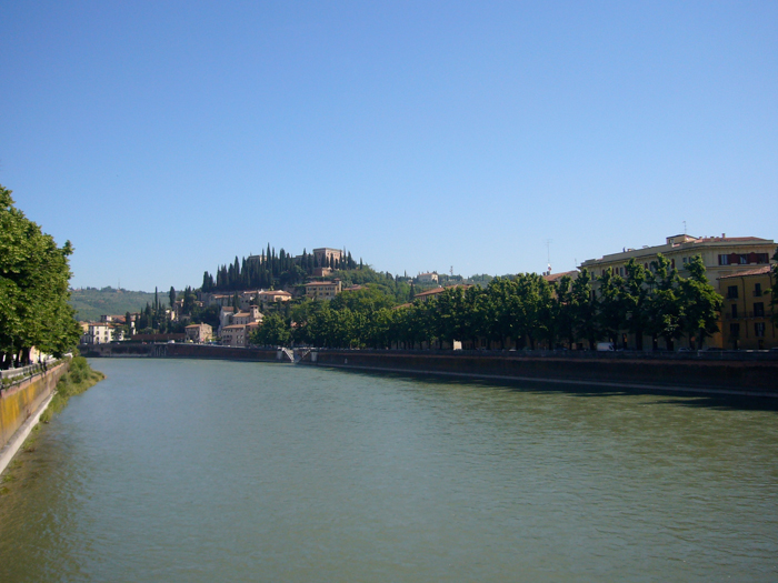 verona italy cycling tours