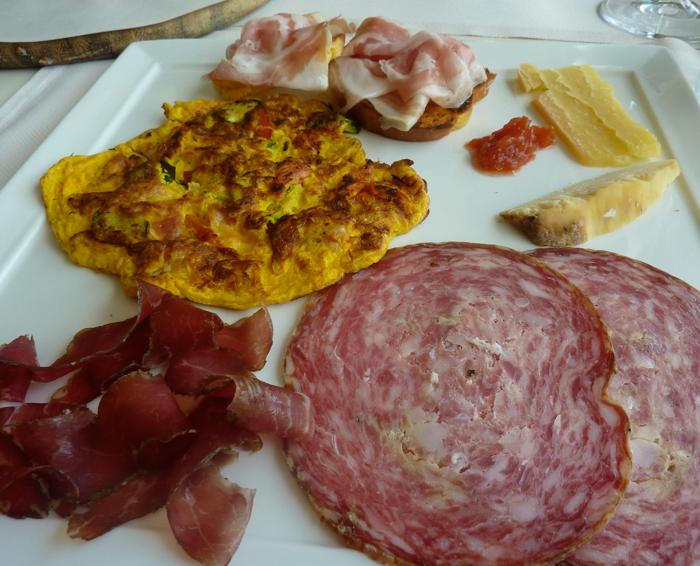 antipasti regional cuisine italy tours