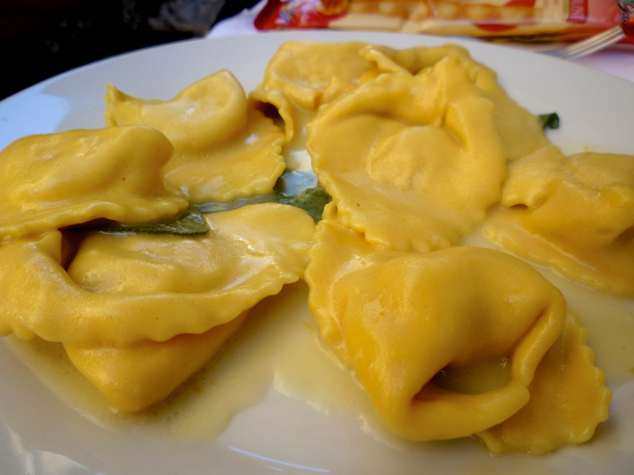 cappallacci regional foods walking tours italy