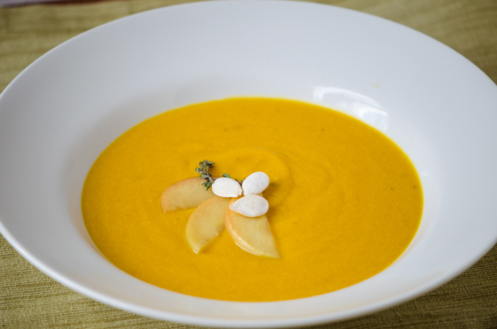 pumpkin soup regional foods friuli tours