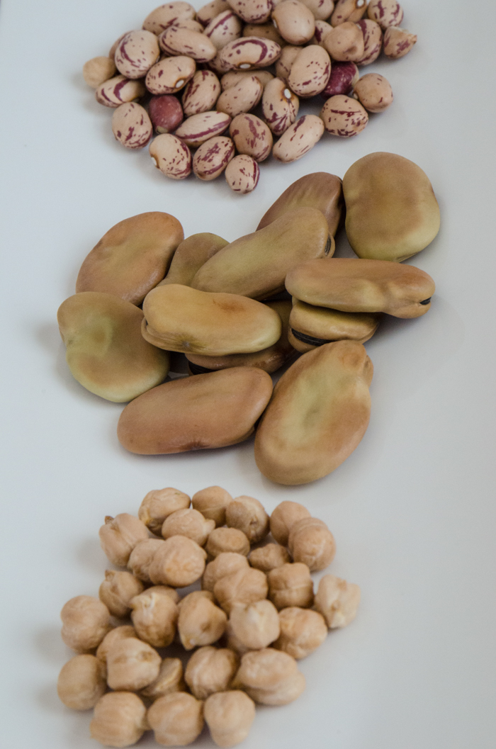 umbria beans regional foods private tours