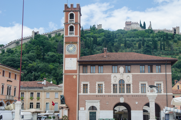 marostica custom cycling tours italy