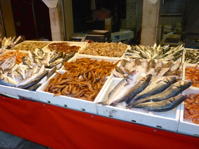 rialto fish market food tours italy