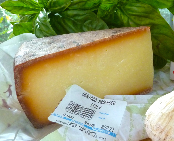 ubriaco cheese regional foods italy tours