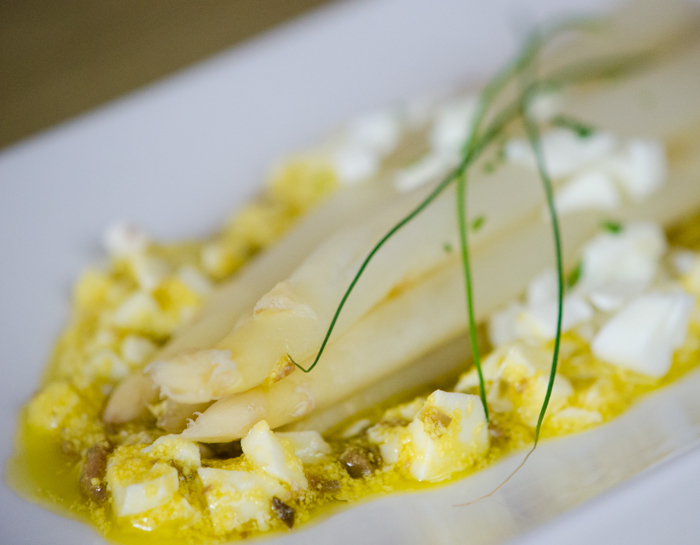 white asparagus egg regional foods italy tours