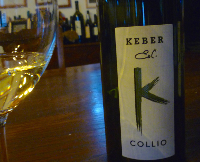 keber collio private wine tours italy