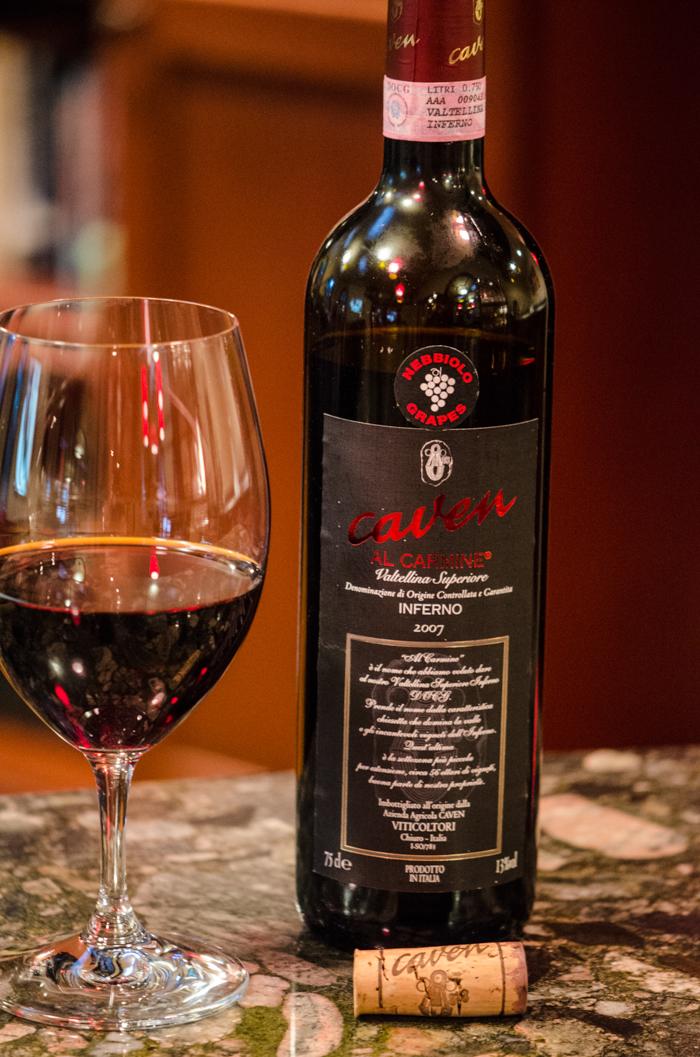 valtellina wines lombardia