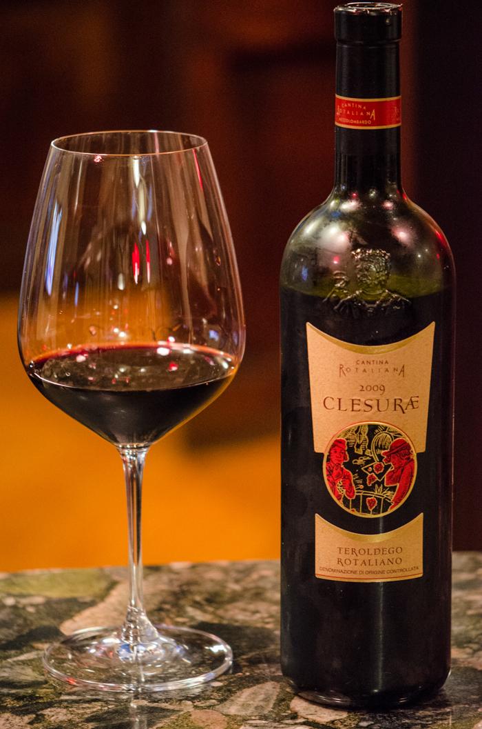 teroldego wine tours italy