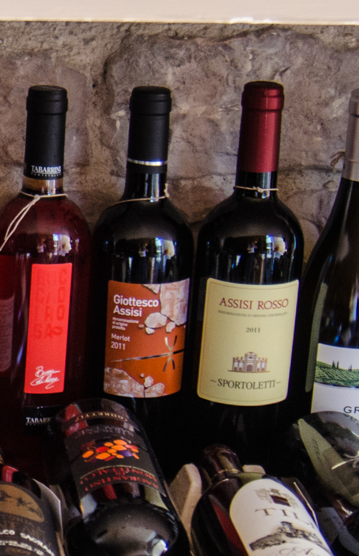 assisi wines private tours italy