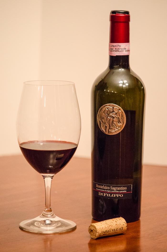 de filippo sagrantino wine private umbria tours