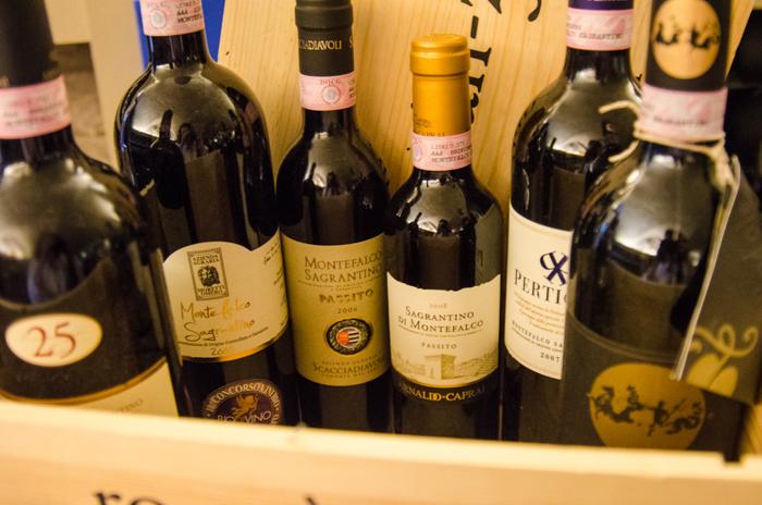 sagrantino wines umbria custom tours