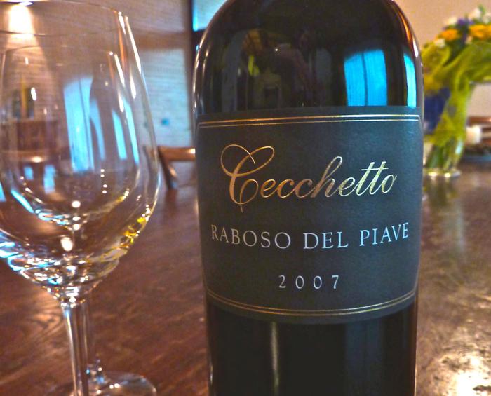 cecchetto raboso wine private walking tour italy