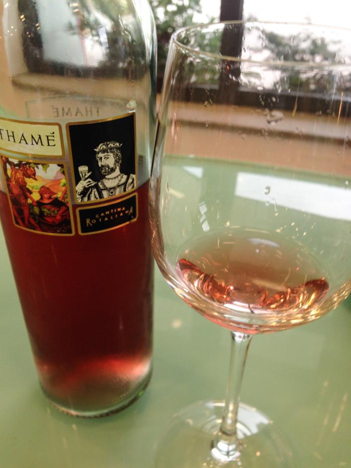 thame rose wine custom ski tours italy