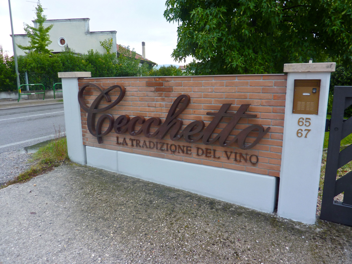 cecchetto winery private walking tours italy