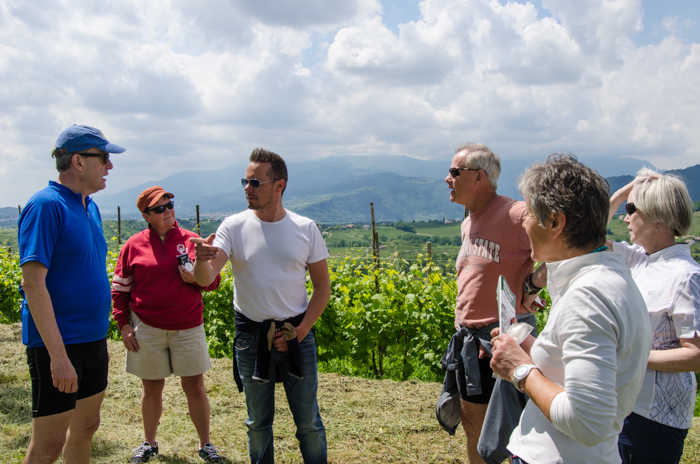 wine tasting prosecco private bike tours