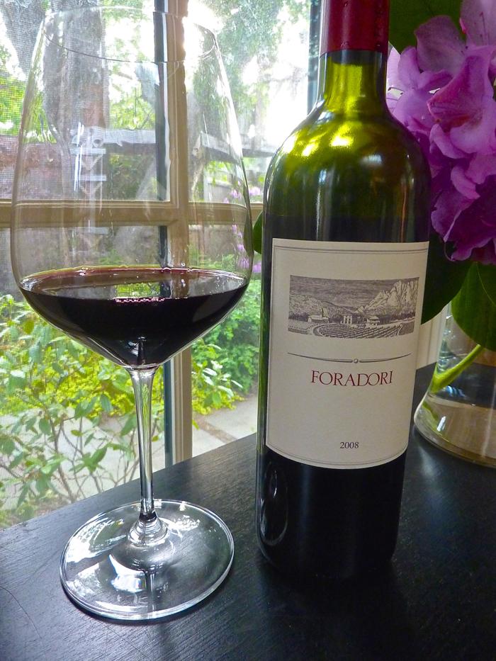 Foradori teroldego wine custom tours italy
